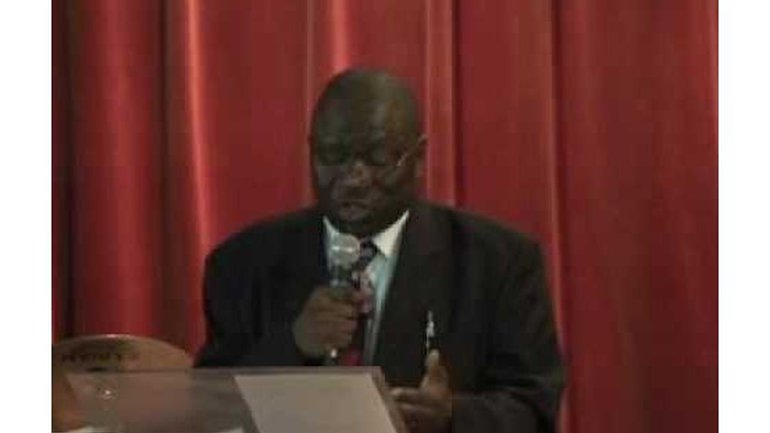 Jean Makasi - L'impatience des hommes et la patience de Dieu (5)