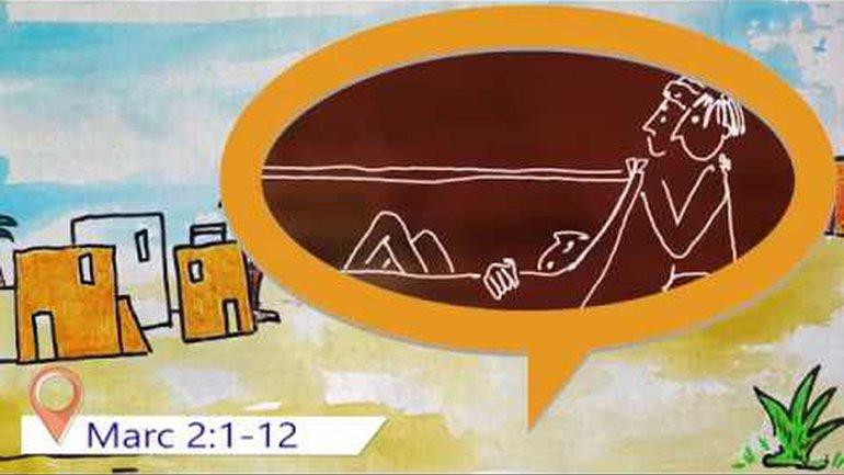 Évangile de Marc Chapitre 02 (pour enfants à partir de 10 ans)