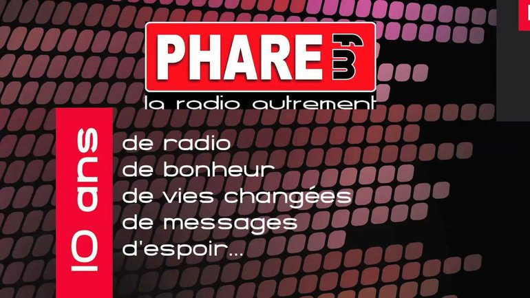 Clip officiel Gala Phare FM