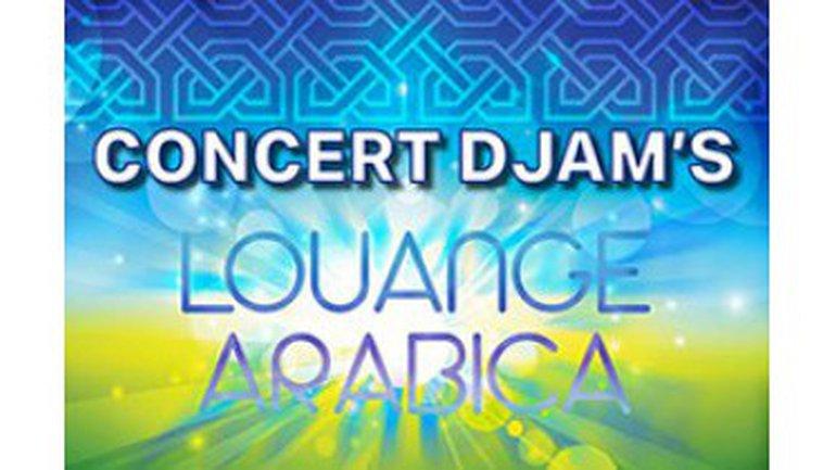 Concert DJAM'S louange arabica 24 avril à Wasquehal