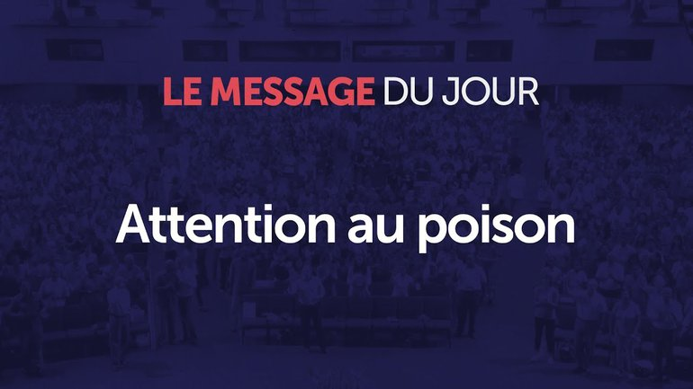 Attention au poison - Miki Hardy