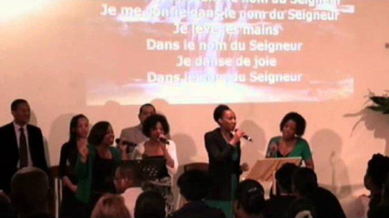 Choeur liturgique de Créteil - Le nom du Seigneur