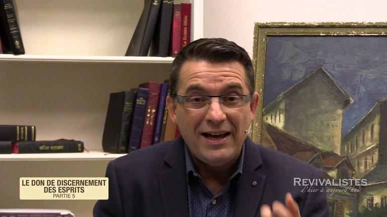 Revivalistes - Le don de discernement des esprits - Partie 5