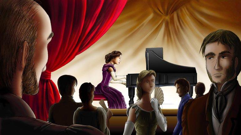 La pianiste découvre le Seigneur ! (135)