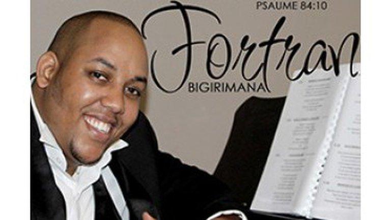 Fortran Bigirimana en concert Gospel 24 Septembre à Villeurbanne