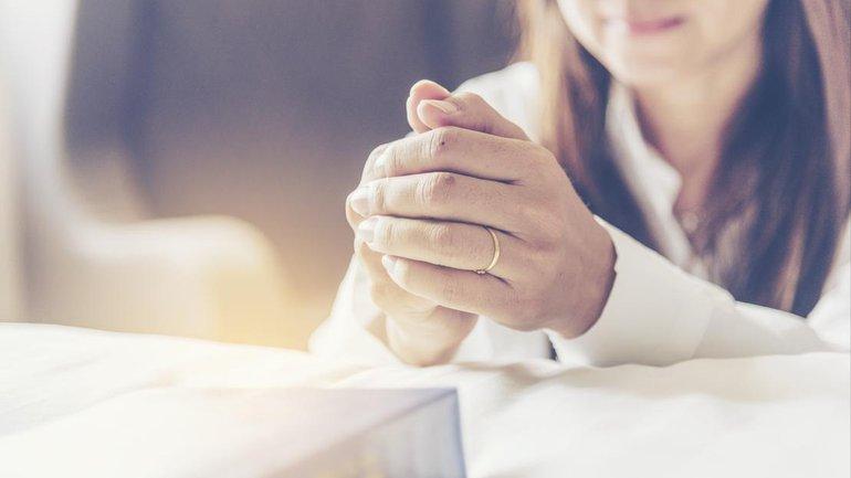La prière, une histoire de coeur