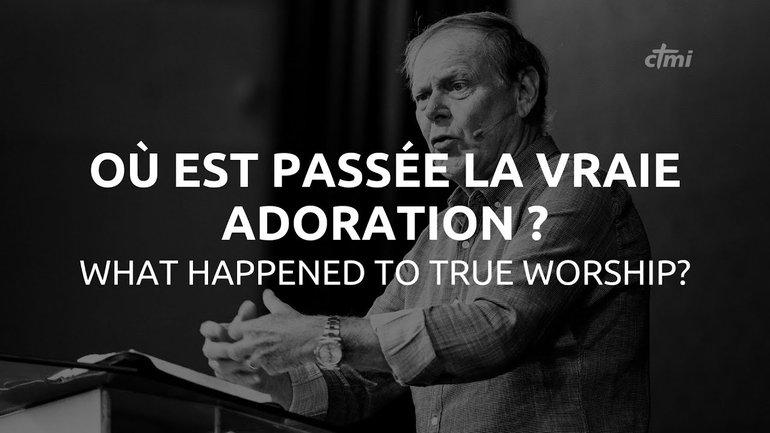 Où est passée la vraie adoration ? | Miki Hardy | 27/09/2020