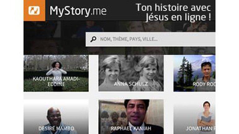 MyStory.me : raconte ton histoire avec Dieu !