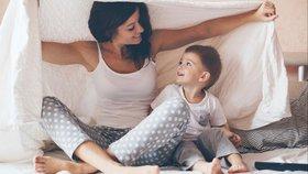 Mère au foyer - Choisir de rester à la maison