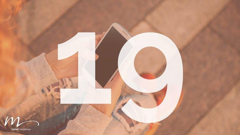 Parle-Moi 19 - Jean-Pierre Civelli - Romains 8.9-17