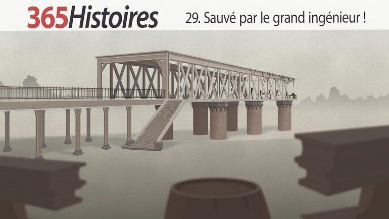 Sauvé par le Grand Ingénieur ! (29)