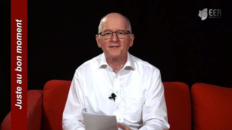 Juste au bon moment - EER Genève - Walter Zanzen