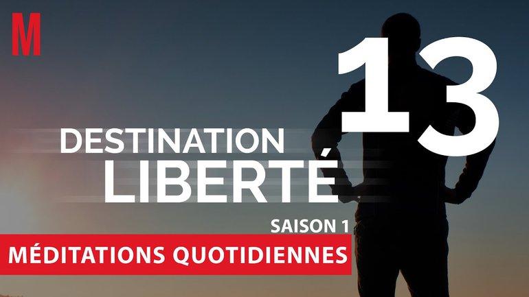 Destination Liberté (S1) Méditation 13 - Exode 6.14-7.13 - Jérémie Chamard