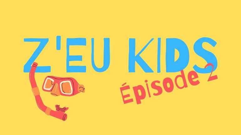 Z'eu Kids épisode 2 - Jésus calme la tempête