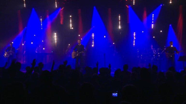 Alléluia - Dan Luiten - Live Eglise Nouvelle Vie 2012
