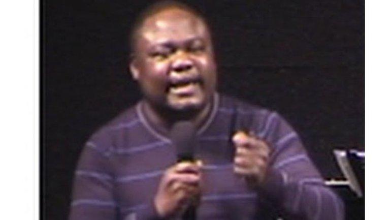 Ulrick Mavoungou - Viens toucher Jésus
