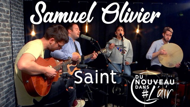 Saint - Samuel Olivier - Du nouveau dans l'air