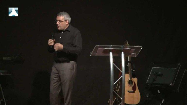 Franck Lefillatre: Le don de prophétie