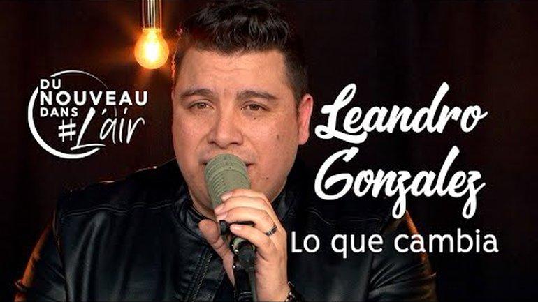 Lo que cambia - Leandro Gonzalez