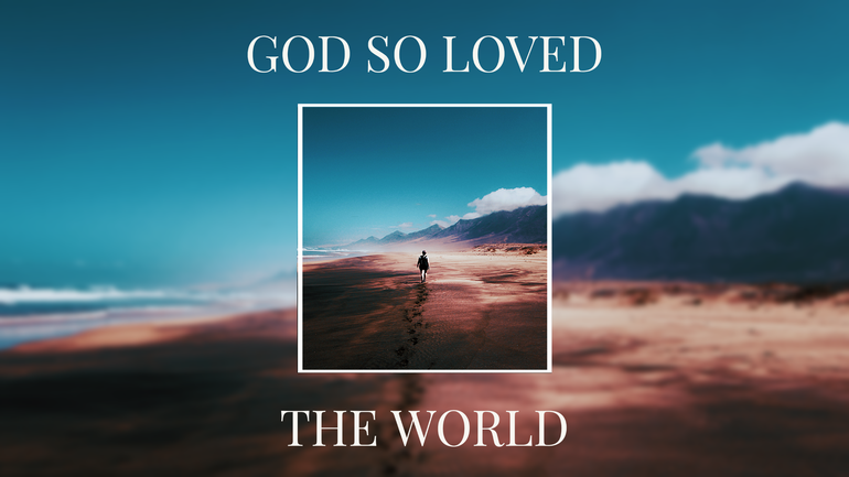 God so Loved the World - Camille & Gabriel