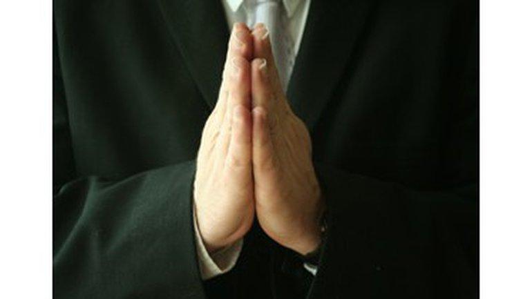 La prière de Hugh