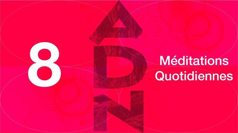 ADN Méditation 8 - L'humilité dans le ministère - Actes 20.17-22 - Jean-Pierre Civelli