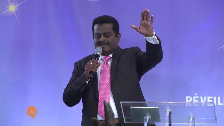 Samson Rajkumar - Soyez gouverné par connaissance de Dieu et non par celle du monde (Part I)