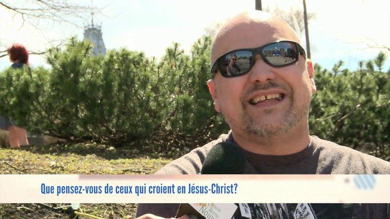 Que pensez-vous de ceux qui croient en Jésus-Christ ?