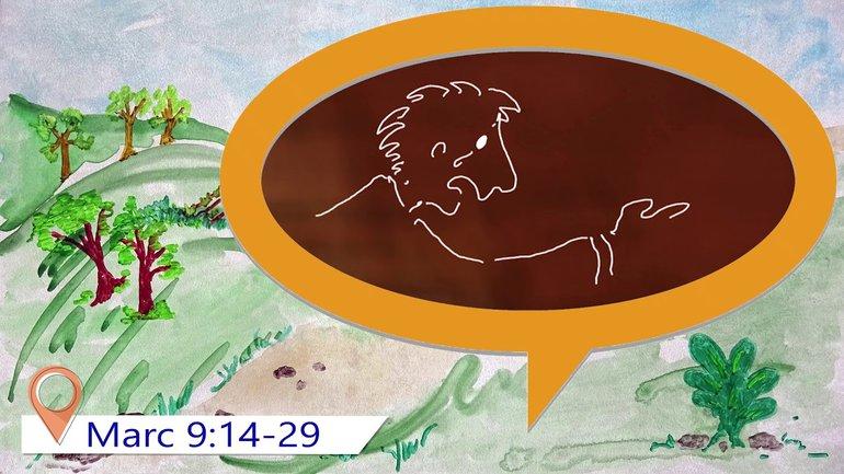 Évangile de Marc Chapitre 9 (pour enfants à partir de 10 ans)