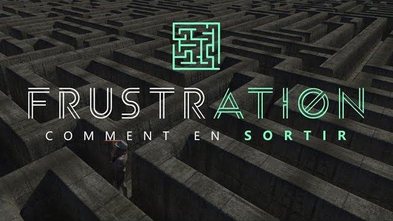 FRUSTRATION - Comment en sortir ?  - Nicolas Panza