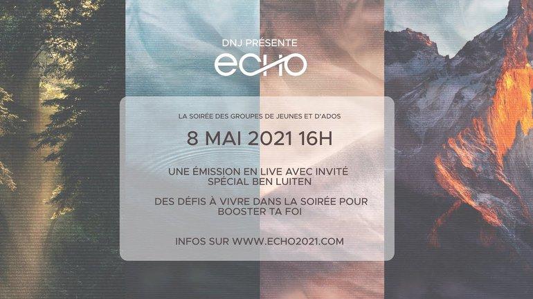 Présentation d'ECHO Live | Ben Luiten
