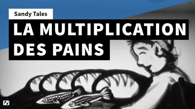 Sandy Tales - La multiplication des pains
