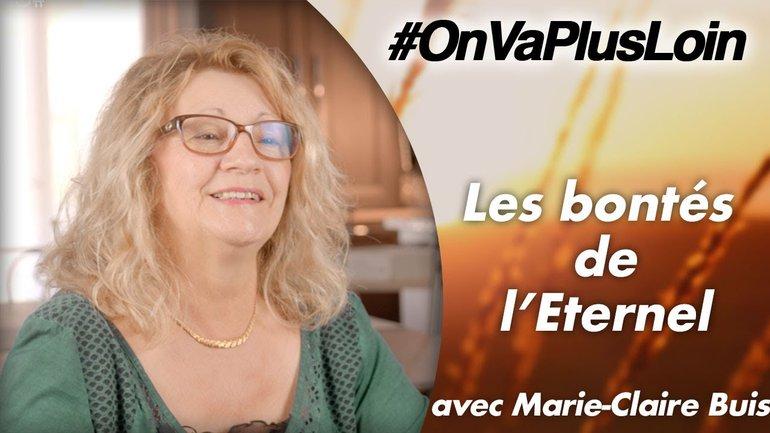 Marie-Claire Buis // Les bontés de l'Eternel