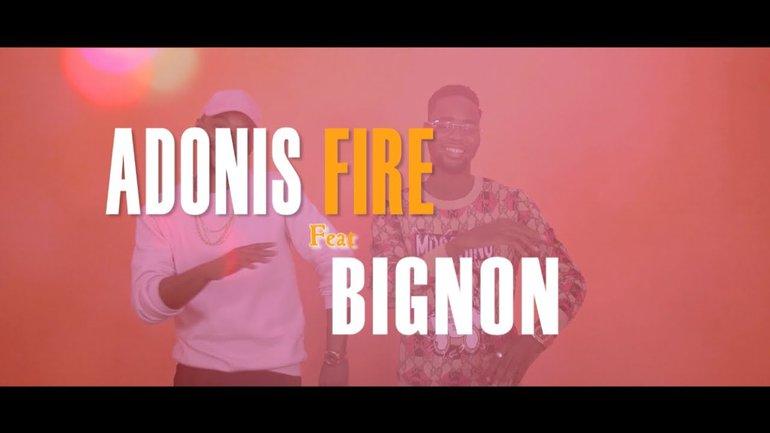 Bignon - UNE VIE feat Adonis Fire