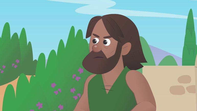 Retour à la maison - La Bible App pour les Enfants - Histoire 28