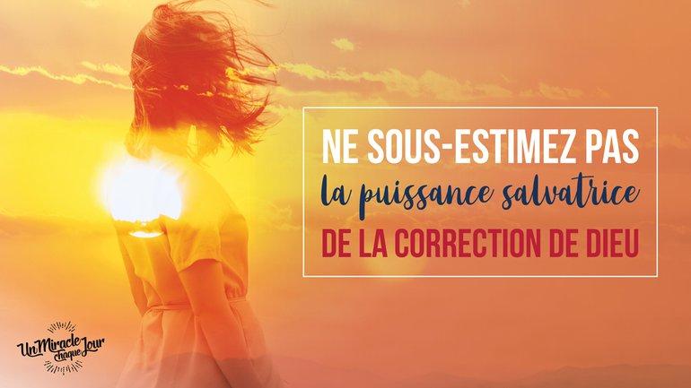 🤷🏽♀️La correction peut faire du bien !🤷🏽
