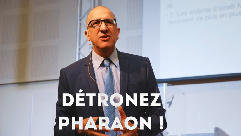 Détrônez Pharaon ! - Pasteur Alain Aghedu