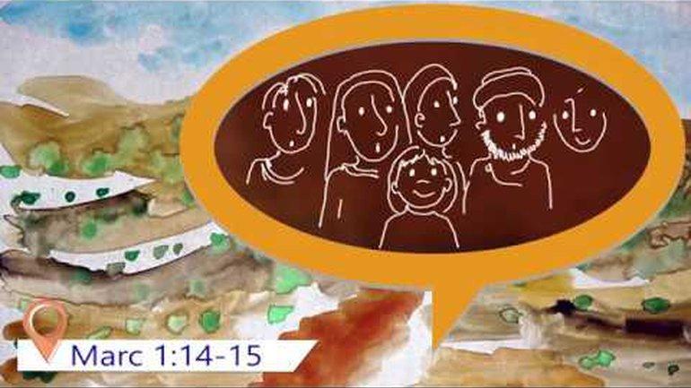 Évangile de Marc Chapitre 01 (pour enfants à partir de 10 ans)