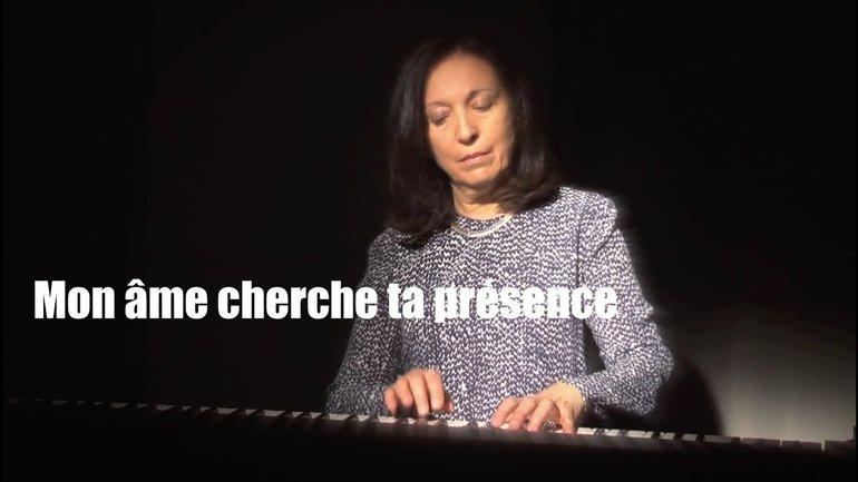 Corinne Lafitte - Mon âme cherche ta présence