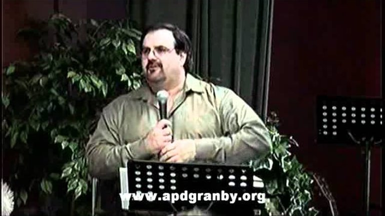 Stéphane Gagné - Impartir la bénédiction