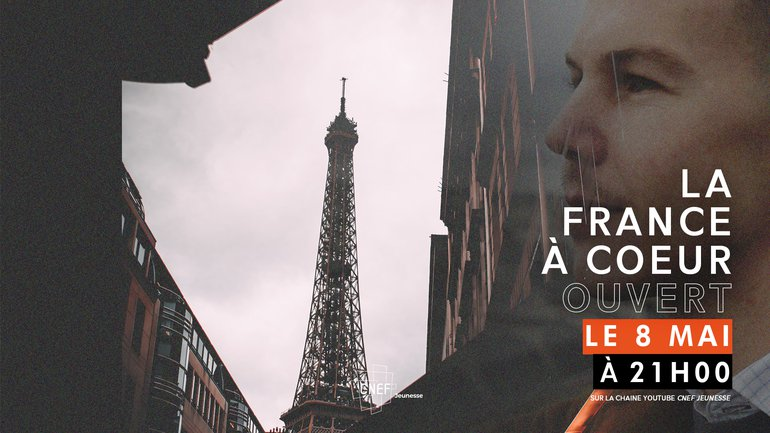 ❤️ La France à Cœur ouvert - Live CNEF Jeunesse