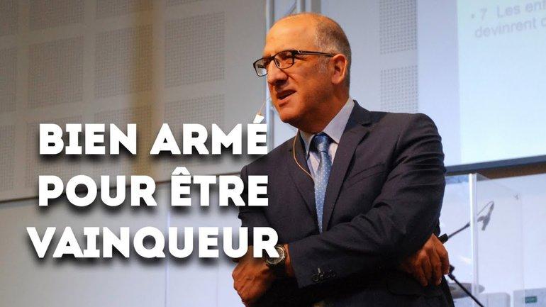 Bien armé pour être vainqueur - Pasteur Alain Aghedu