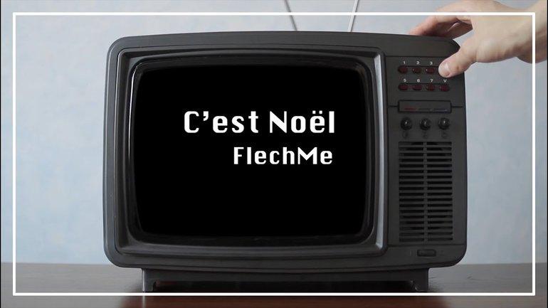 C'EST NOËL ! FlechMe - It's Christmas - Hillsong Cover Français