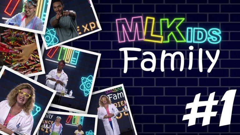 MLKids Family / Expériences en folie #1 - Dieu en premier