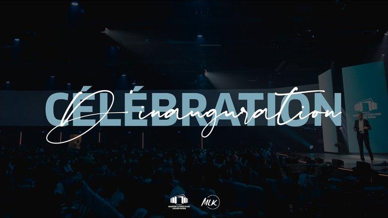Eglise MLK - Célébration d'inauguration - 19/09/2021