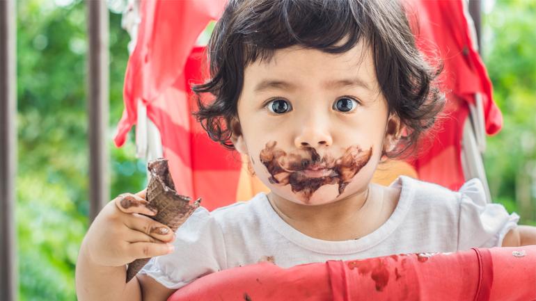 Qui a mangé les bonbons ?