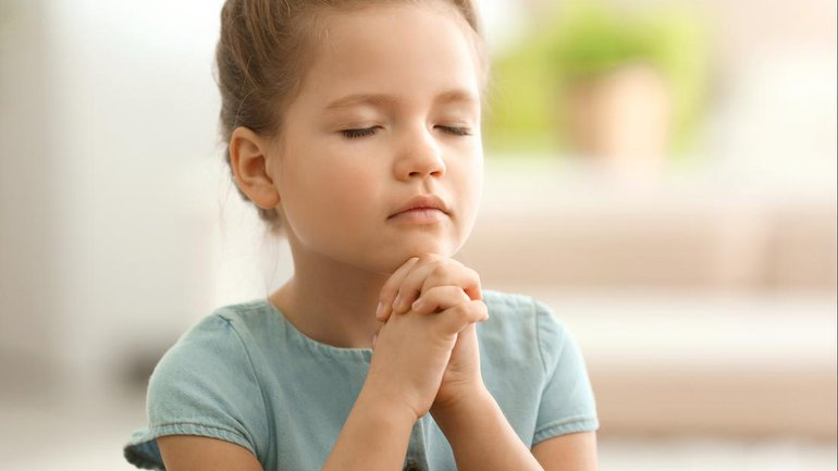 Jésus priait...