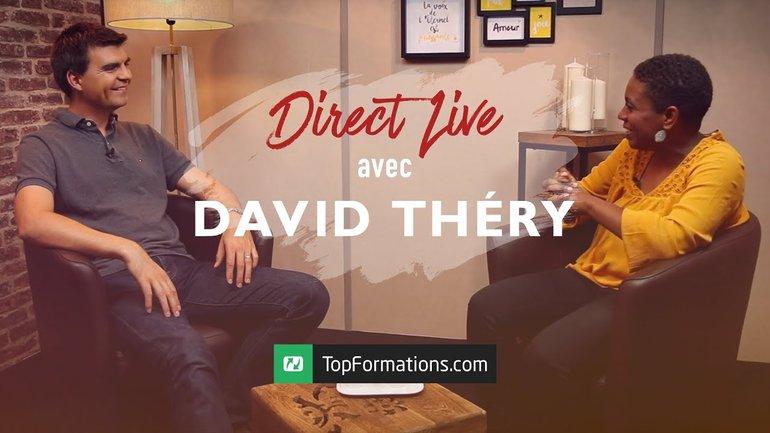 A l'écoute de Dieu avec David Théry