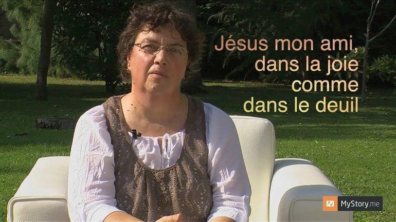 """MyStory - Élisabeth Dugas : """"Jésus mon ami, dans la joie comme dans le deuil"""""""