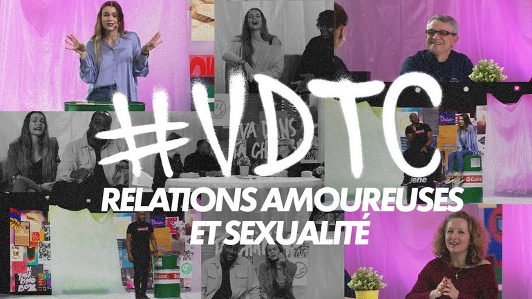 Va dans ta chambre #34 - Relations amoureuses et sexualité #2 / Eric et Rachel Dufour